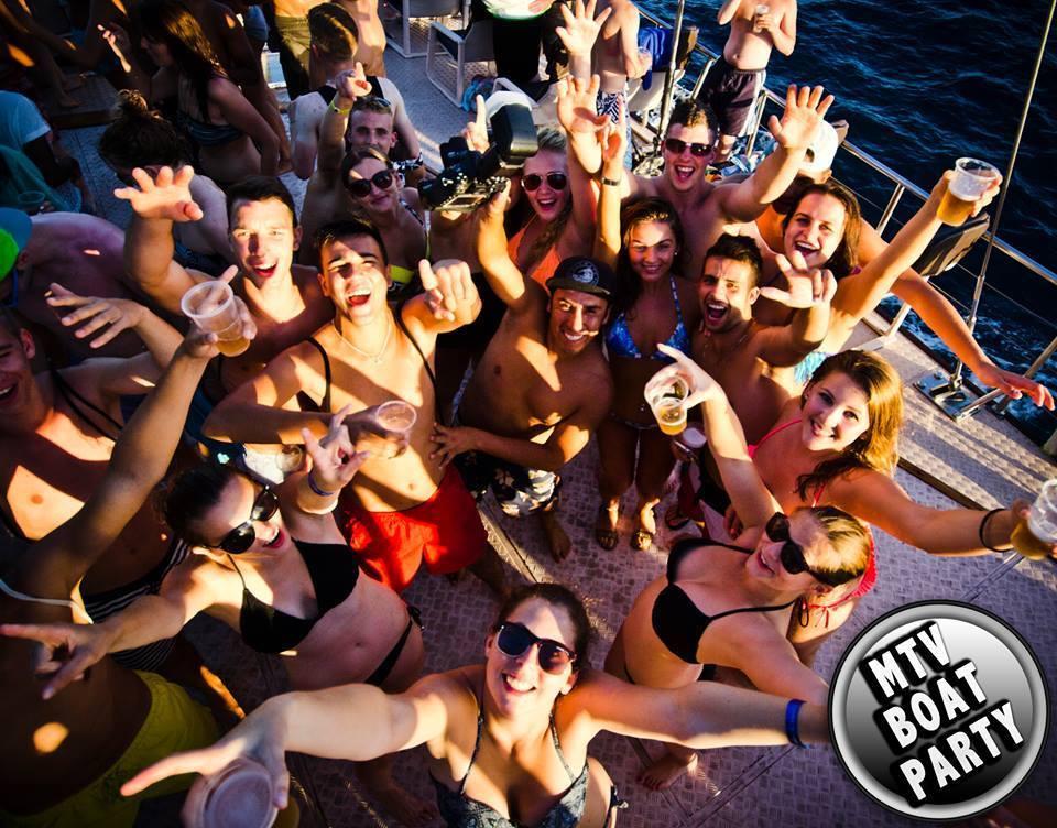 Pacha Boat Party Gran Canaria