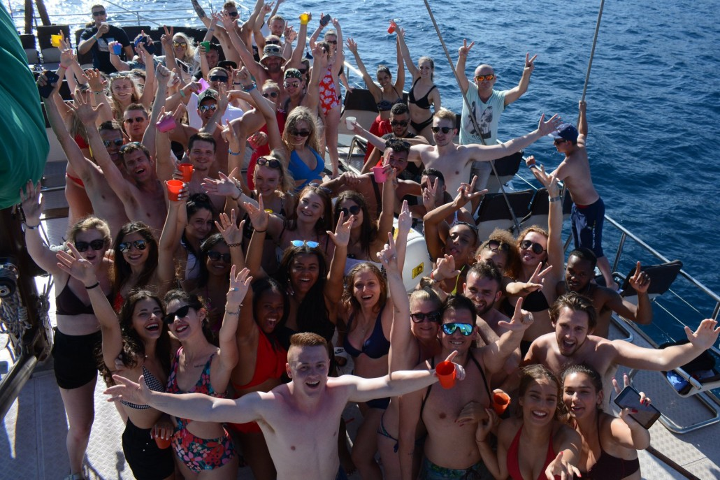 Boat Party Gran Canaria 2021 & 2022 - Book Now | Boat