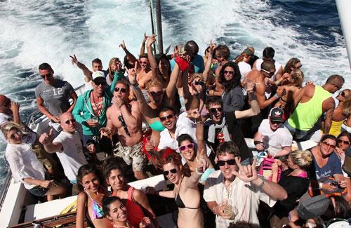 Boat Parties Barcelona