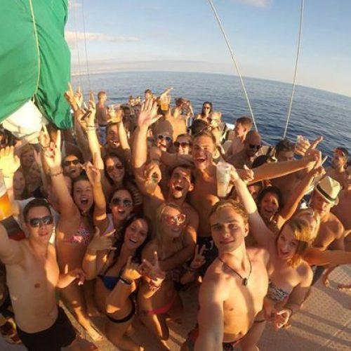 boat parties gran canaria 2017