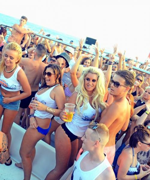 boat party magaluf