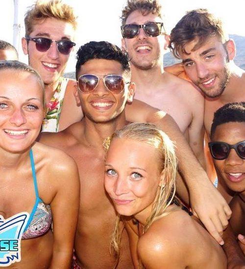 Malia Booze Cruise
