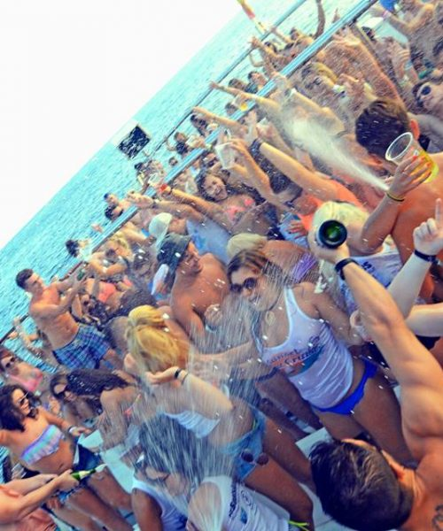 Magaluf Booze Cruise 2017