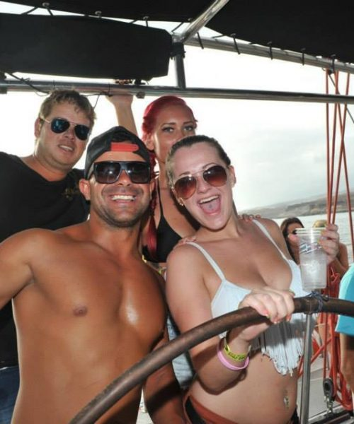 ́Insomnia boat party Tenerife