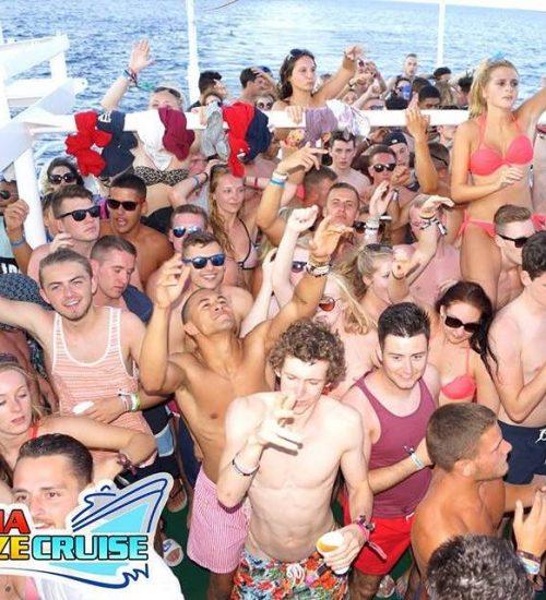 Malia Booze Cruise 2017