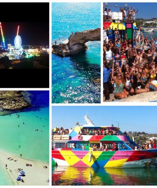 Fantasy Boat Party Cyprus