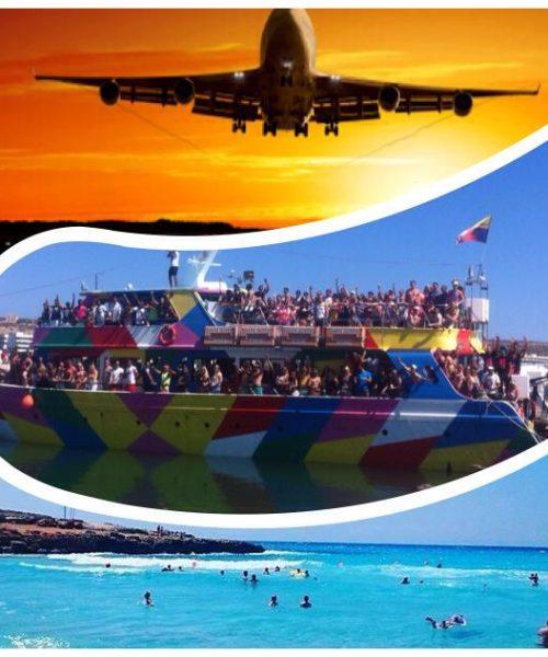 Fantasy Boat Party Ayia Napa