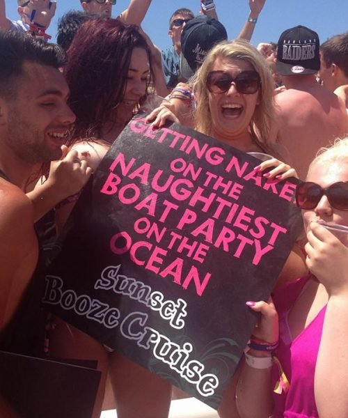 Boat Party Magaluf 2017