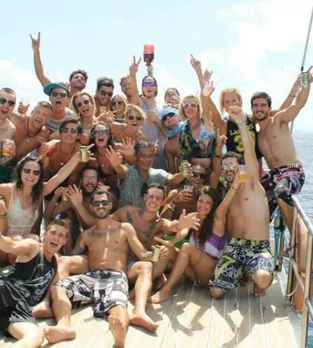 Boat Party Phi Phi Thailand