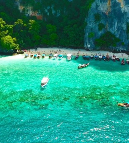 blanco boat party thailand