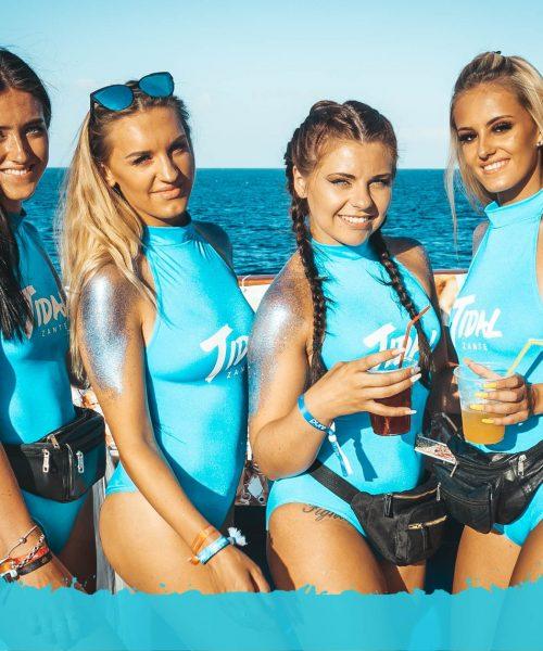 tidal girls Zante