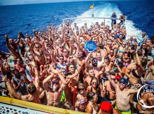 CDLN boat party ibiza