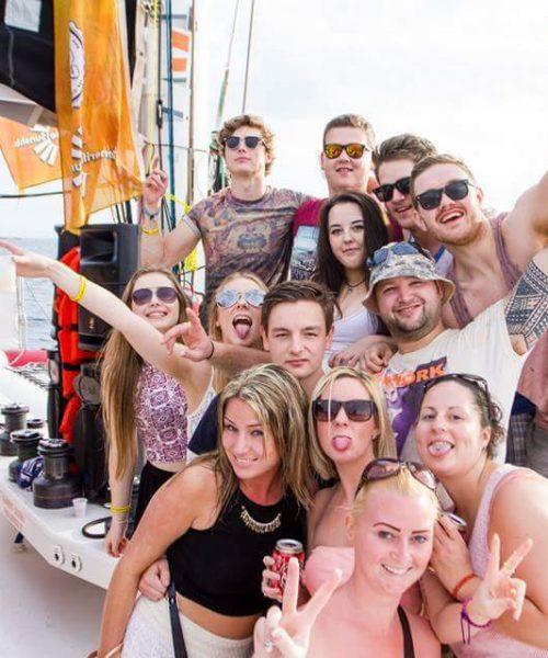 Boat parties tenerife