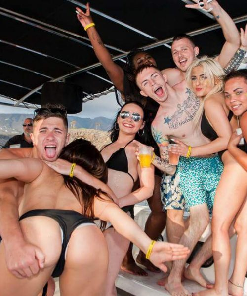 boat party playa de las americas tenerife