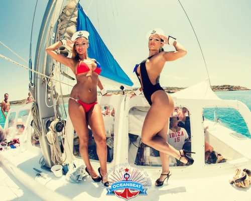 Boat Party Girls