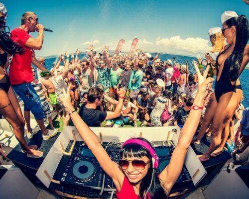 ibiza Boat Parties 2017