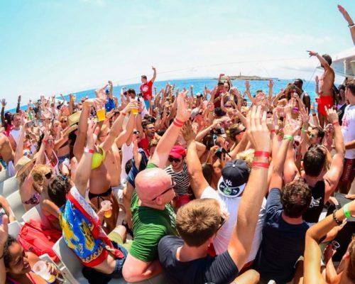 Party Boat Ibiza