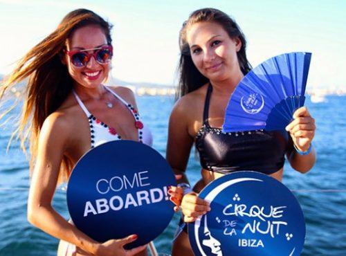 cirque de la nuit boat party ibiza
