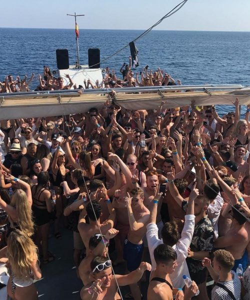 Booze Cruise Magaluf