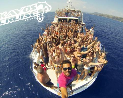 Boat Party Kavos