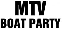 Mtv Boat Party gran canaria logo